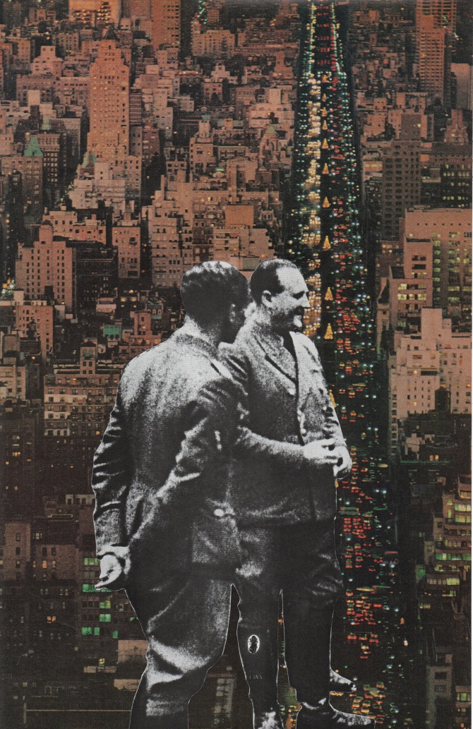 nuncalosabre.Collages - Nicholas Ballesteros