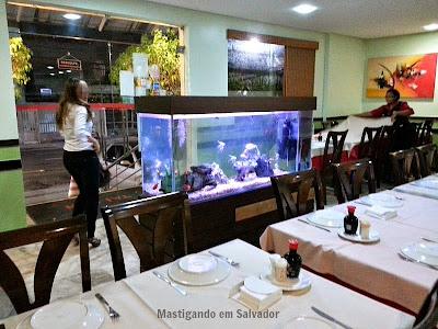 Restaurante Tai San: Ambiente