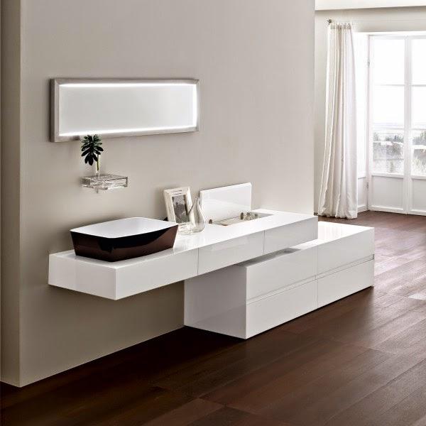 Dise o de ba os italianos modernos ba os y muebles - Muebles bano moderno ...