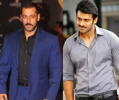 Prabhas to take over Twitter on Salman Khan's 50th birthday?