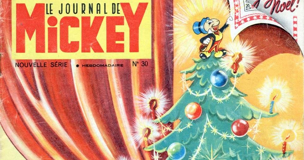 vintage disney alice in wonderland le journal de mickey 30 from france christmas special. Black Bedroom Furniture Sets. Home Design Ideas