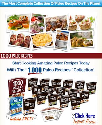 1000 paleo recipes