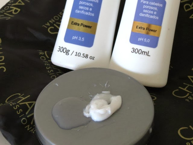 Shampoo e Condicionador Charis