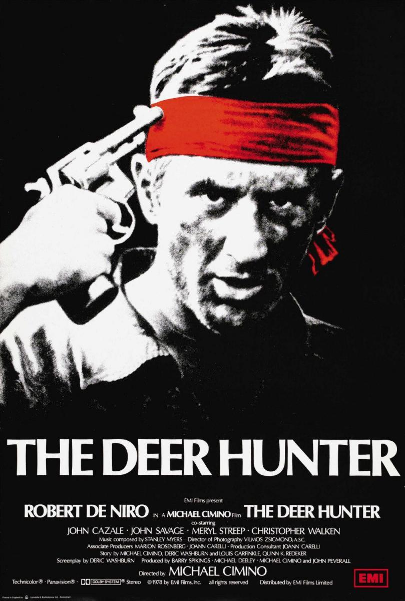 The Deer Hunter (1978) BrRip 1080p Audio trial