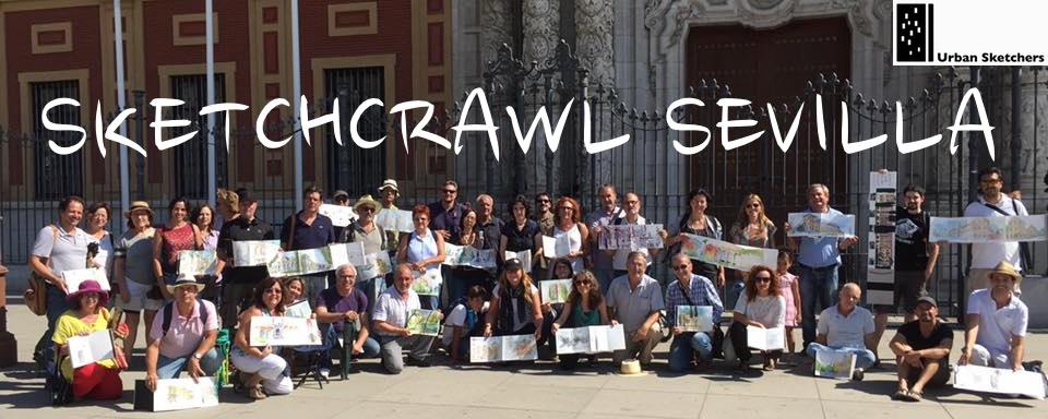 Sketchcrawl Sevilla/ USk Sevilla