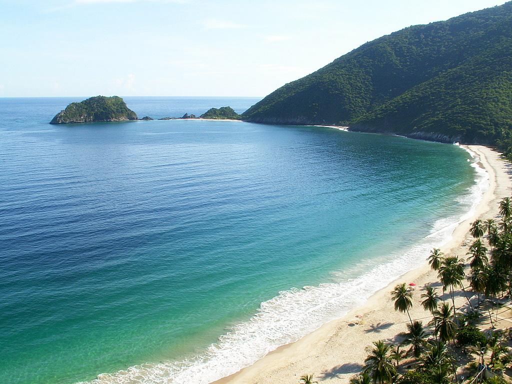 Bah A De Cata Venezuela Playas Mas Lindas Beach