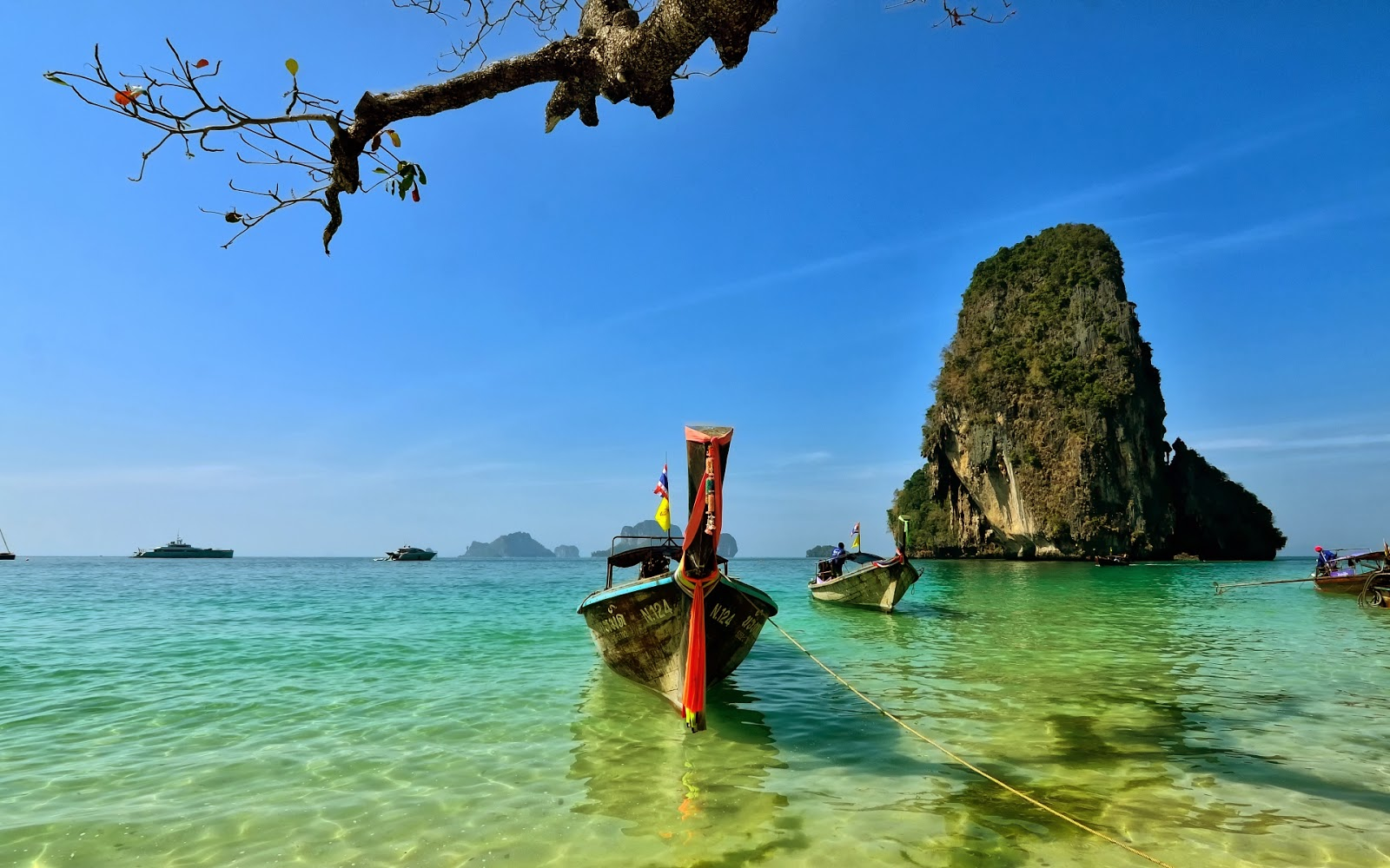 Railay Island Thailand