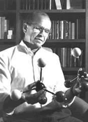 """Prof. Barry Sharpless at Scripps: <br> """"Father of Click Chemistry"""""""