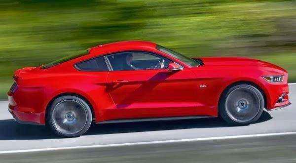 Game Balap NFS Rivals Tampilkan Mobil Mustang