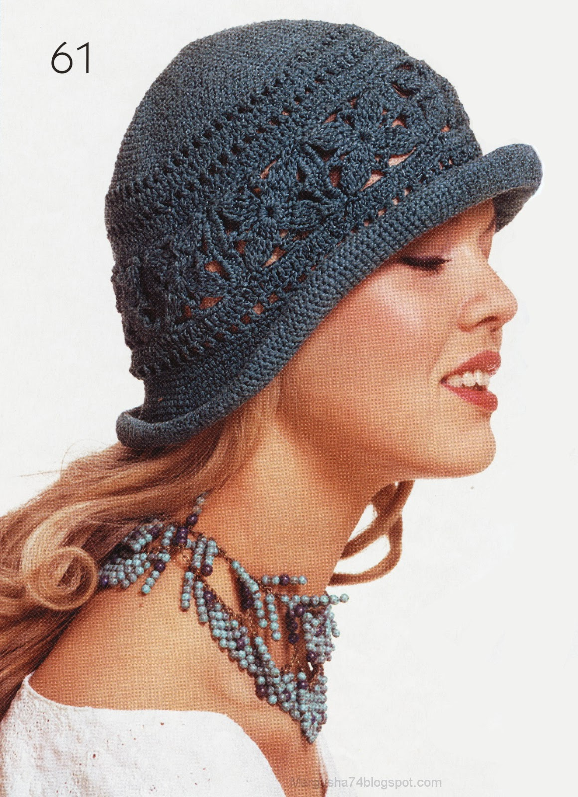 Связать шапку спицами  woman7ru