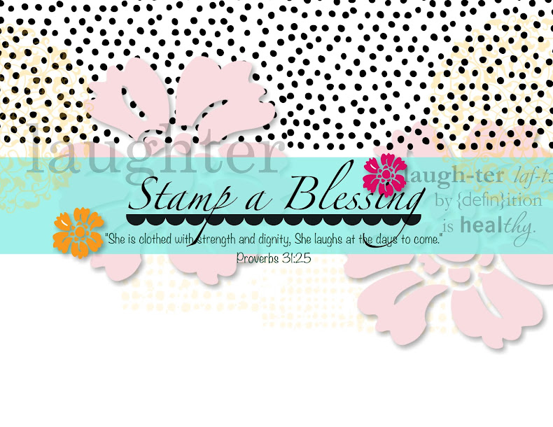 Stamp a Blessing