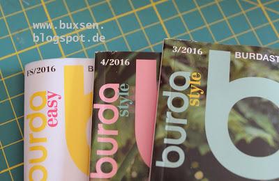 Zeitschriften-Sew-Along
