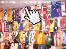Comprar camisetas de futbol baratas online