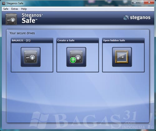Steganos Safe 12.0.3 + Patch 2