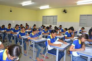 Iniciada a aplicação da prova do SPAECE nas escolas estaduais