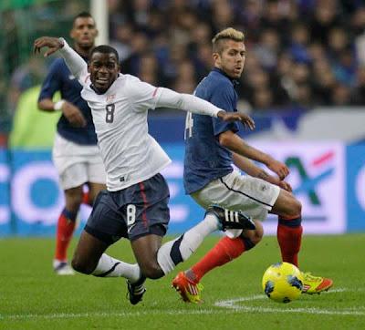 France 1 - 0 United States (2)