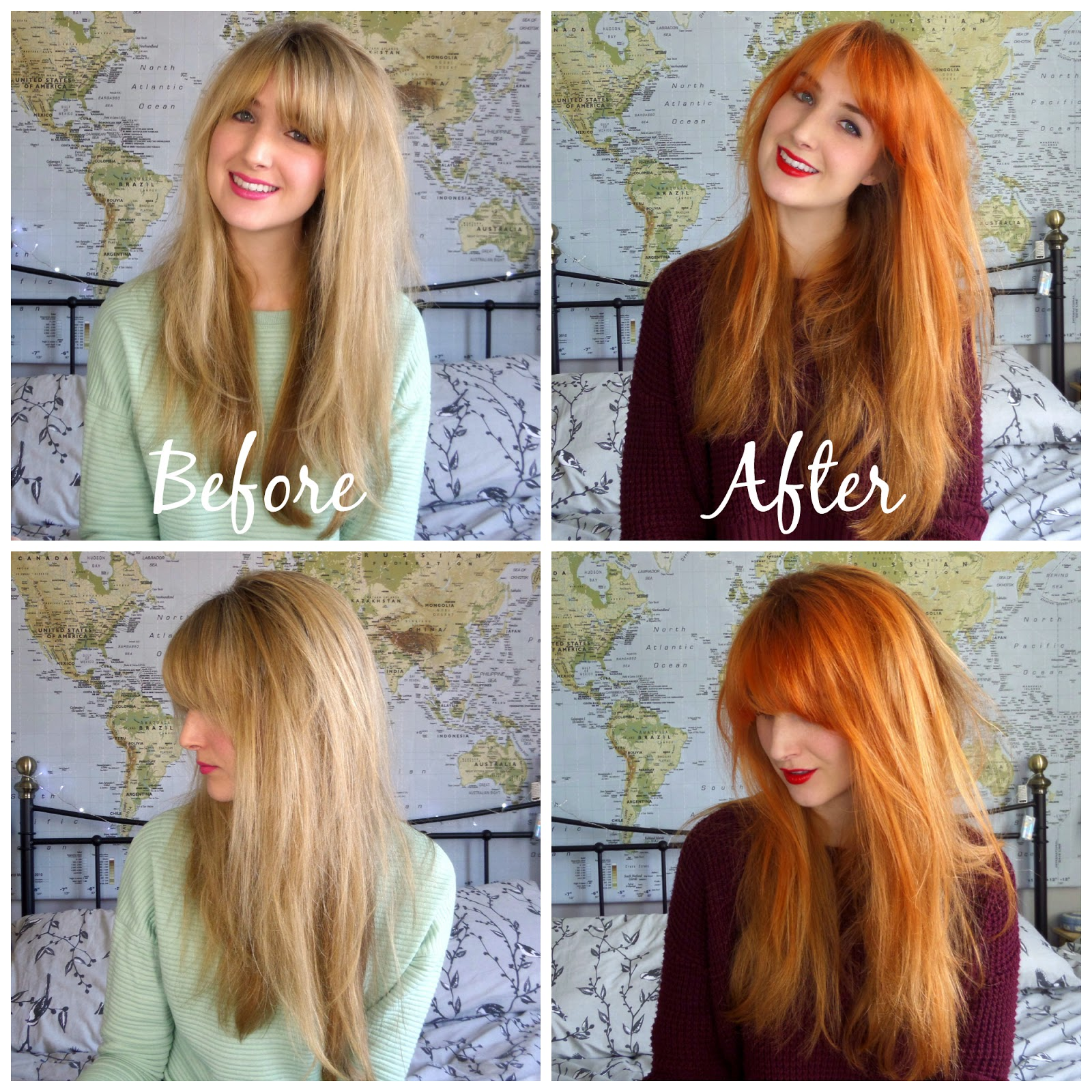 Review Superdrug Colour Effects Wash In Wash Out Hair Dye In Rich