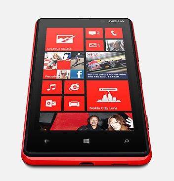 Nuovo smartphone windows phone 8 Nokia Lumia 820