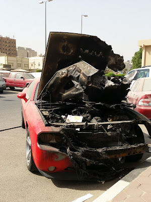 Crashed cars-Kuwait Collection | Life in Kuwait