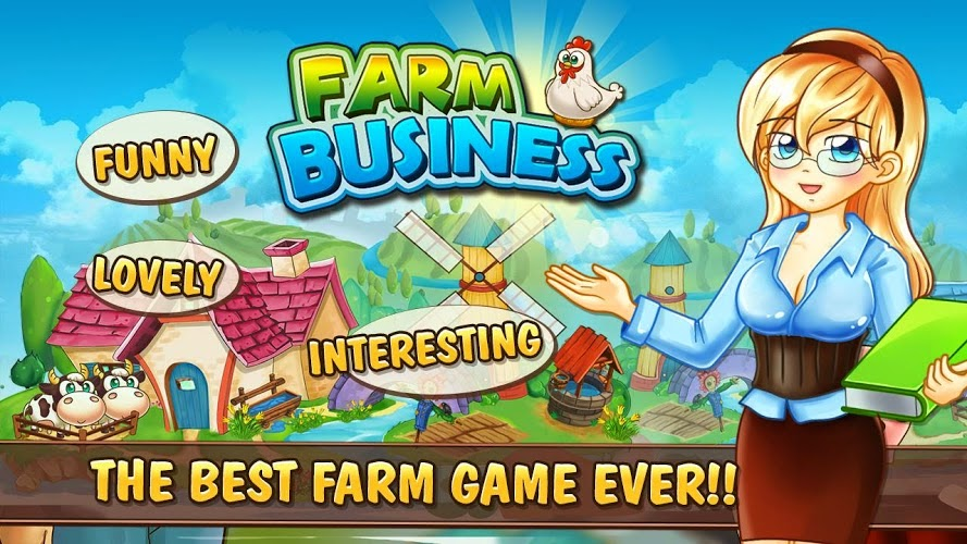 Farm Business Gameplay Android