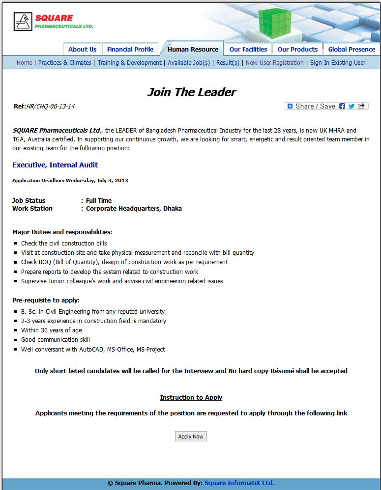 square pharmaceuticals ltd essay