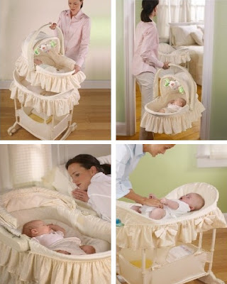 The First Years 5-in-1 Carry Me Near Sleep System