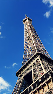 Free Download Paris City iPhone 5 HD Wallpapers
