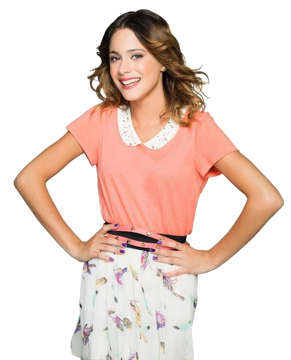 Ediciones Darianny: PNG Violetta segunda temporada!