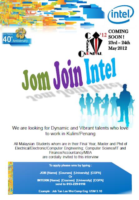 career carnival utm 2012  intel company  create id tag in