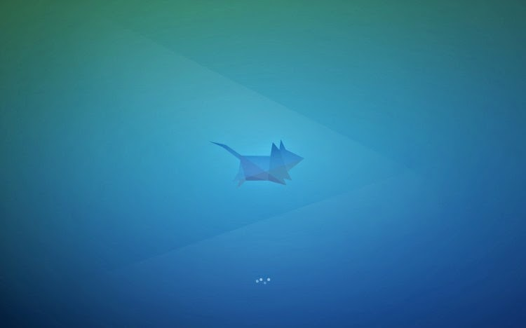 default wallpaper for Xubuntu 14.04 LTS