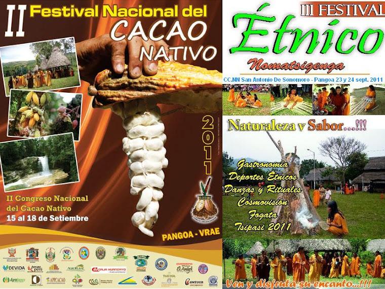 Festival Etnico Nomatsiguenga