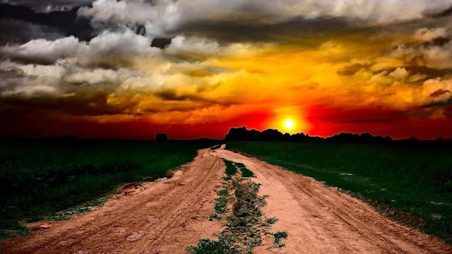 Follow the Sun HD Wallpaper