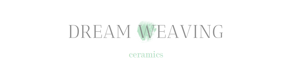 dream weaving ceramics