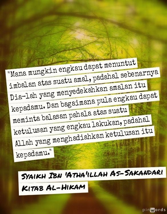 Kata-Kata Hikmah Seorang Guru