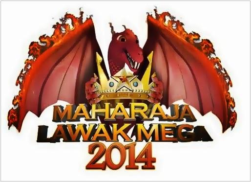 Peserta Maharaja Lawak Mega 2014
