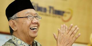 NU Menolak Indonesia Berdasarkan Islam? Gus Sholah Menjawab (2)