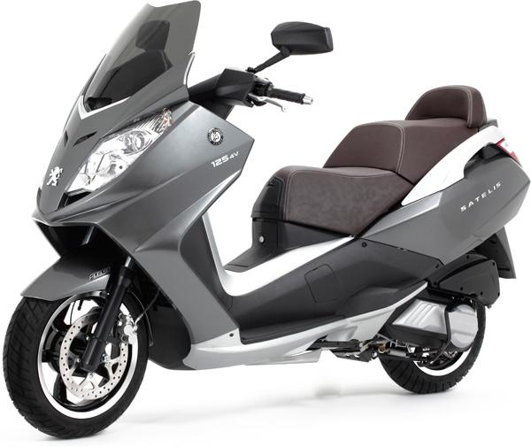concession scooter peugeot satelis premium 125cc un gabarit qui en impose. Black Bedroom Furniture Sets. Home Design Ideas