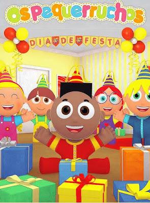 Os Pequerruchos - Dia de Festa Torrent Nacional (2015)