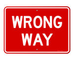 image: wrong way