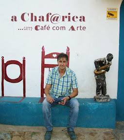 Cadeira da Fama com JoséPaulino
