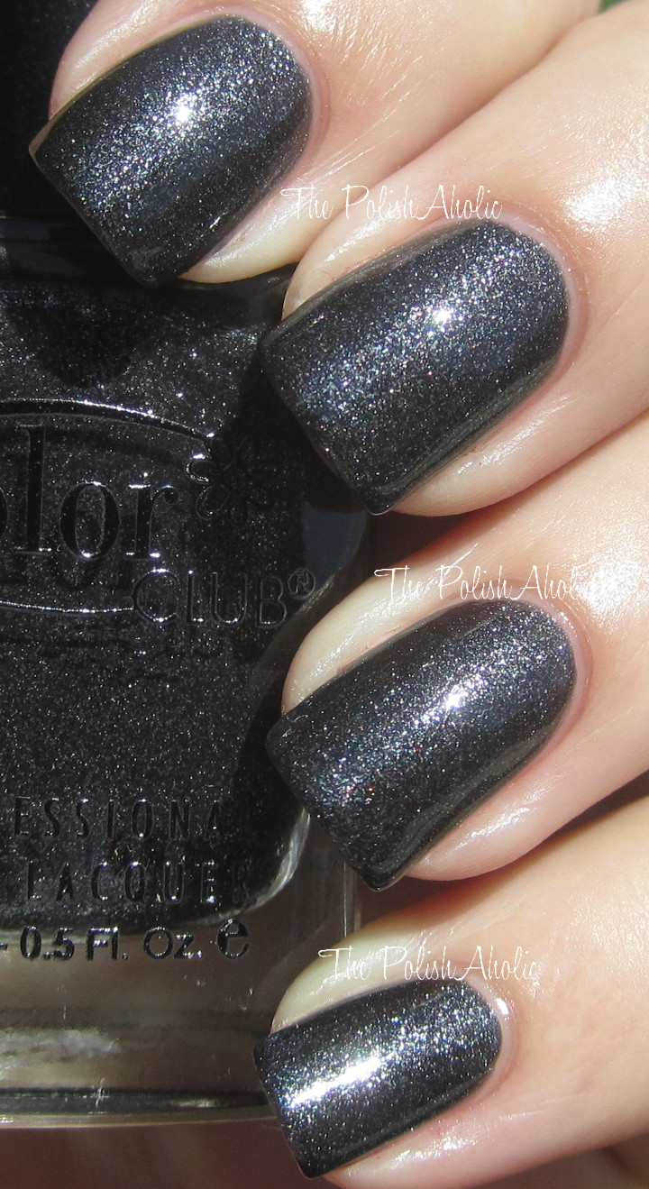 The PolishAholic: Color Club Fall 2012 In True Fashion Collection ...