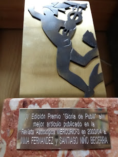 "Premio por ""El Gran Crash, 2011"""