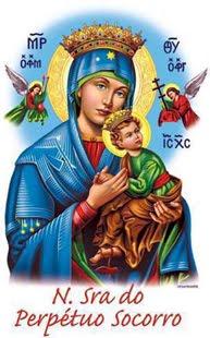 Novenário de Nossa Senhora do Perpétuo Socorro, Co Padroeira da Igreja de São Francisco