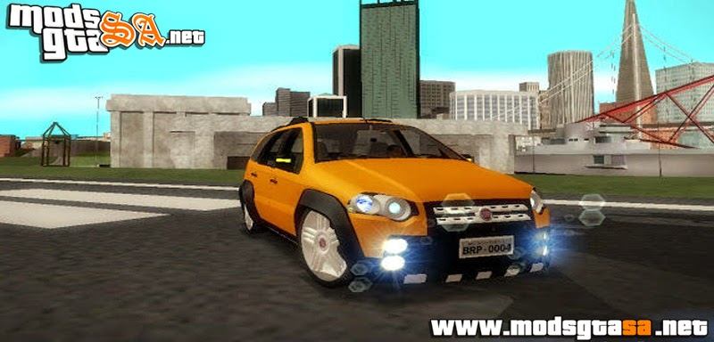 SA - Fiat Palio Weekend Edit