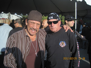 Danny Trejo &amp; Screwdriver