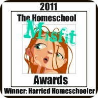 Homeschool Circus in the 'Harried Homeschooler'