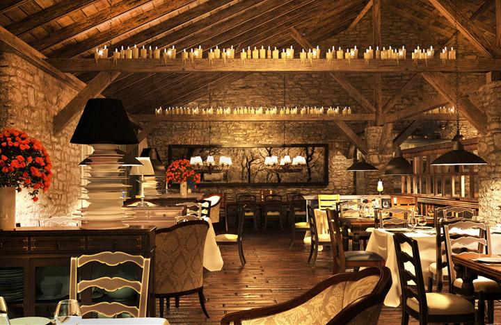 Decoracion de restaurantes peque os rusticos - Decoracion de restaurantes rusticos ...