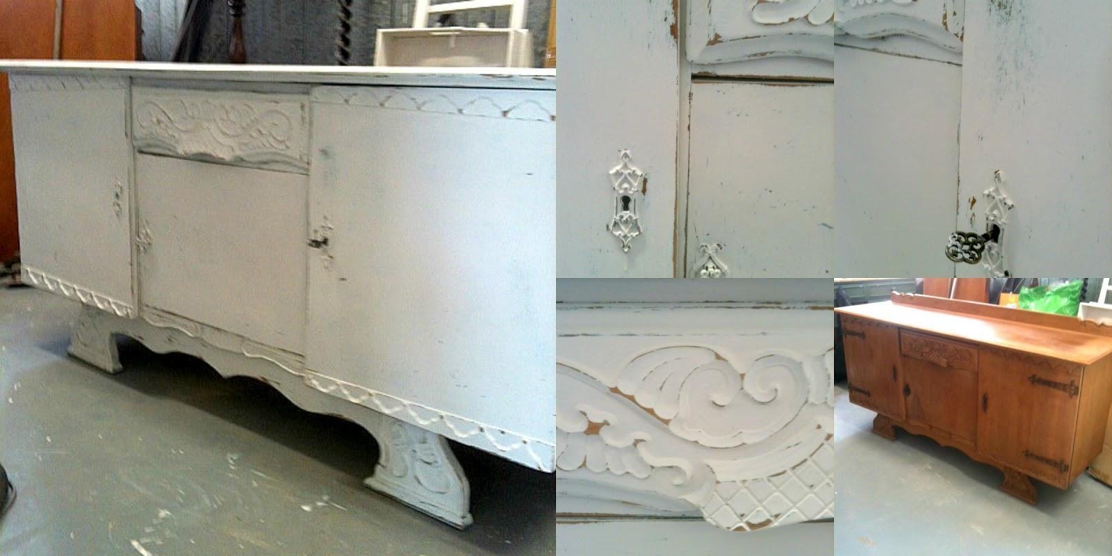 Goed in stijl: restyle van brocante dressoir