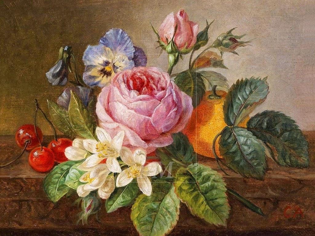 Pintura moderna y fotograf a art stica bodegones for Cuadros decorativos clasicos