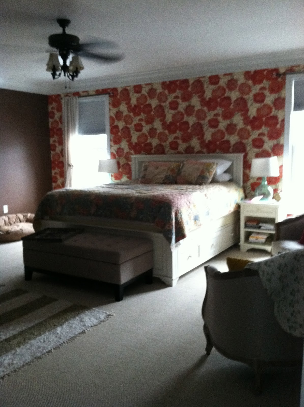Master Bedroom Makeover The Yellow Cape Cod Master Bedroom Makeover Before And After